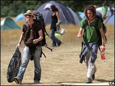Climate Camp 2008