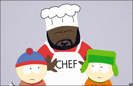 Chef in South Park