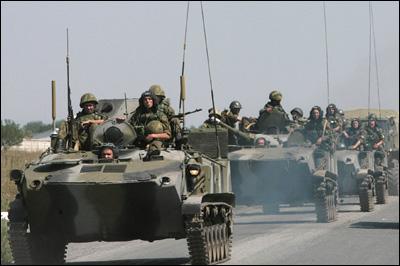 الحرب الروسيا -الجورجيا