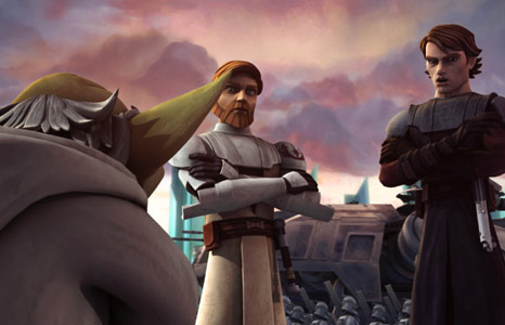 The Clone Wars screenshot
