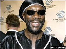 Isaac Hayes in 2004