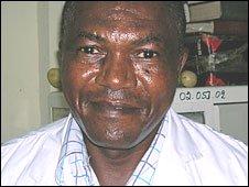 Mbwembwe Kabamba