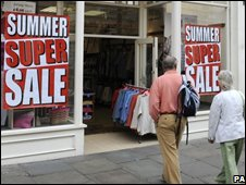 Sales shoppers