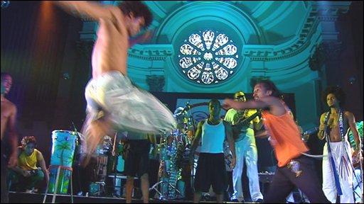 Capoeira Knights: Warriors of Brazil