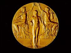 Irene Steer's Olympic medal