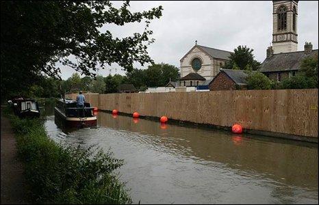 Jericho boatyard as it is today