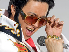 Paul Hyu (Chinese Elvis)
