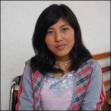 Twenty-four-year-old Zou-ma
