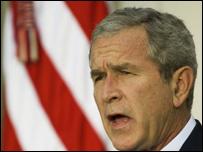 الرئيس جورج بوش
