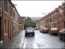 Donegall Road area