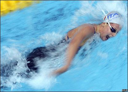 Pellegrini swims to gold