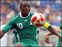 Nigeria's Isaac Promise