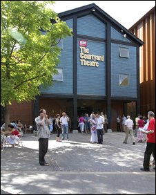 TThe Courtyard Theatre (pic: RSC)