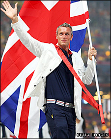 Great Britain's Mark Foster