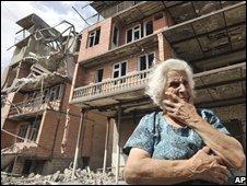 Resident in Gori
