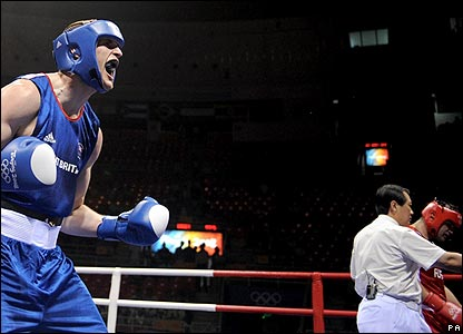 Super-heavyweight David Price earns a sensational second-round win over Russia's Islam Timurziev