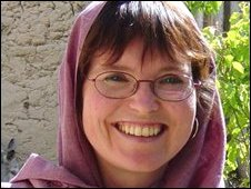 Dr Jacqueline Kirk was killed with three others in the ambush - pic courtesy McGill University