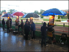 Bookies at Walthamstow