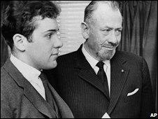 John and Thomas Steinbeck