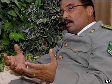 Gen Muhammad Ould Abdelaziz