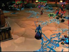Screenshot of World of Warcraft, Blizzard