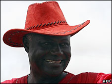 File photo of Sierra Leone President Ernest Bai Koroma