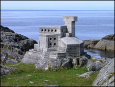 Hermit's Castle. Picture by John Hutcheson