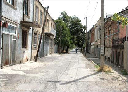 Местные жители обвиняют ополченцев-сепаратистов в мародерстве