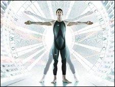 Phelps LZR Ad