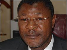 Kenya's Foreign Minister Moses Wetangula