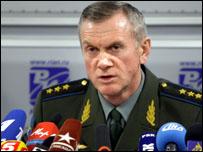 نائب رئيس الاركان الروسي الجنرال اناتولي نوجوفيتسين
