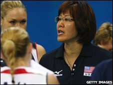 Jenny Lang Ping (right)