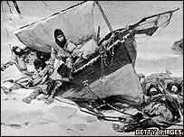 Expedición de Sir John Franklin en 1845