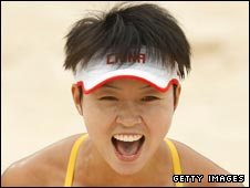 China's Wang Jie