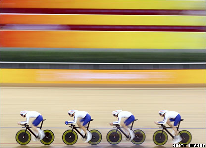British men's cycling team