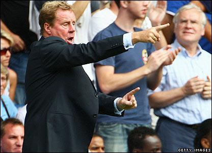 Pompey boss Harry Redknapp