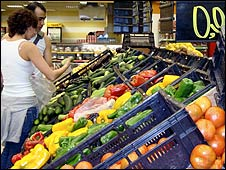 Brazilian supermarket