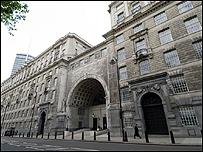 Sede del MI5 en Londres
