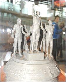 Slavery memorial statue design