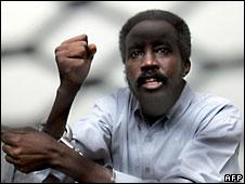 Abd-al-Aziz Nur Ushar on trial in Khartoum, 17 August 2008