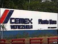 Planta de Cemex