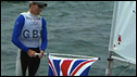 Video - Sailor Goodison wins GB's 13th gold
