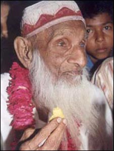 BBC NEWS | South Asia | 'Oldest man' passes away in India