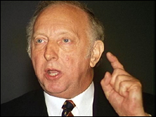 Arthur Scargill, pictured in 1993