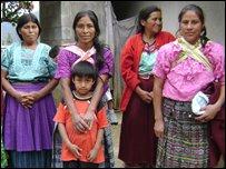 Mayan Villiagers