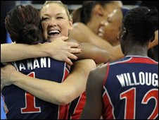 US volleyball