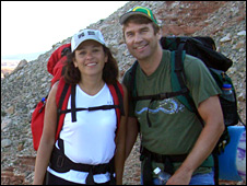 Tim Chittenden and Lisa Luther