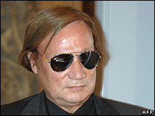 Cosmetic surgeon Michel Maure