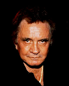 Johnny Cash died in 2003