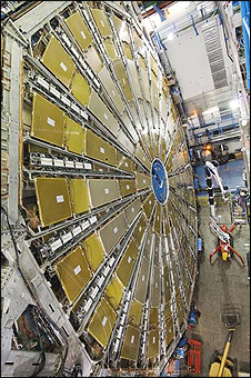 Atlas wheel (Cern)